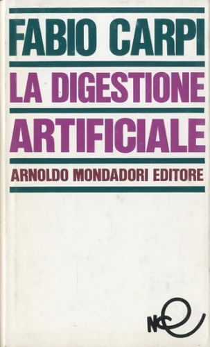 La digestione artificiale