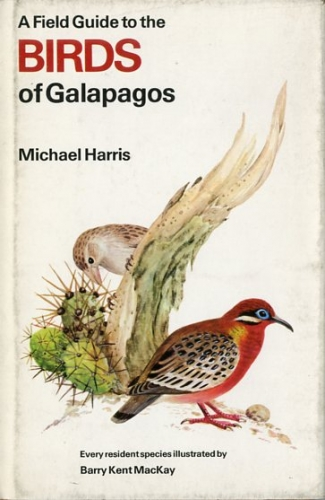 Birds of Galapagos